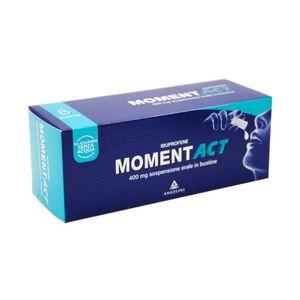Moment - Sospensione Orale 400 Mg Confezione 8 Bustine