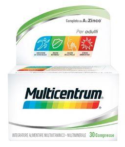 Multicentrum - Adulti Confezione 30 Compresse