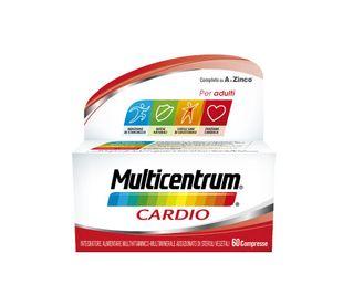 Multicentrum - Cardio Confezione 60 Compresse