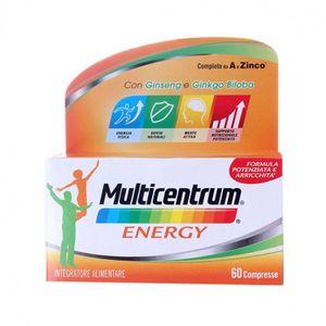 Multicentrum - Mc Energy Confezione 60 Capsule