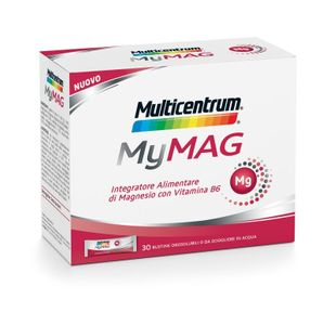 Multicentrum - My Mag Confezione 30 Bustine Orosolubili