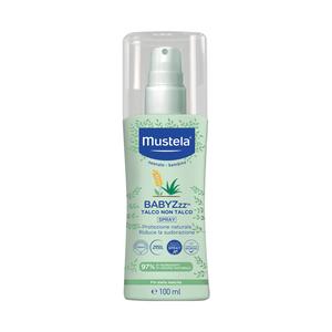 Mustela - Babyzzz Talco Non Talco Spray Confezione 100 Ml