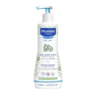 Mustela - Detergente Delicato Confezione 500 Ml