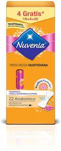 Nuvenia - Libresse Proteggi Slip Ripiegati Confezione 22 Pezzi