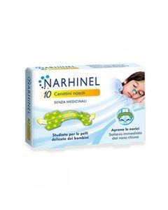 Narhinel - Cerotti Nasali Bambini Confezione 10 Pezzi