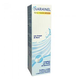 Narhinel - Spray Nasale Delicato Confezione 100 Ml (Scadenza Prodotto 30/06/2021)