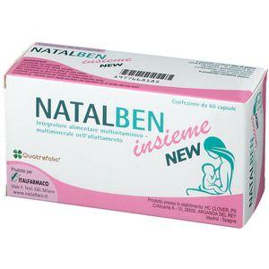 Natalben - Insieme New Confezione 60 Capsule