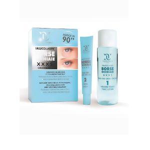Natur Unique - Ialucollagen Borse e Occhiaie Lozione 10 Ml + Crema 30 Ml