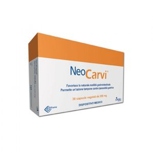 Neocarvi - Integratore Confezione 36 Capsule