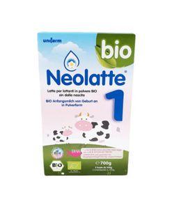 Neolatte - DHA Bio 1 Latte Biologico Confezione 2X350 Gr