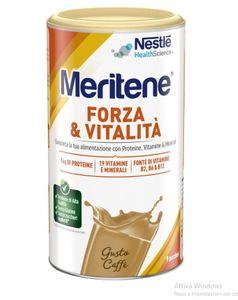 Nestle' - Meritene Gusto Caffè Confezione 270 Gr