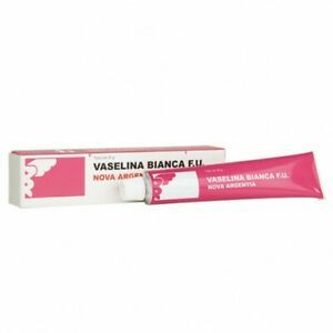 Nova Argentia - Vaselina Bianca Fu Confezione 30 Gr