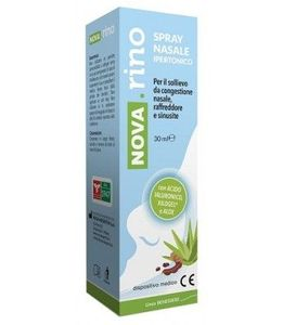 Nova Rino - Spray Confezione 30 Ml (Scadenza Prodotto 28/05/2021)
