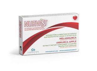 Coohesion Pharma - Nurvast Colesterolo Confezione 30 Compresse