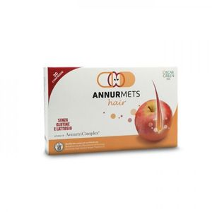 Nutraceutical & Drugs - Annurmets Hair 510 Mg Confezione 30 Compresse