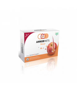 Nutraceutical & Drugs - Annurmets Hair 510 Mg Confezione 60 Compresse