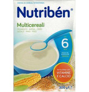 Nutriben - Multicereali Confezione 300 Gr