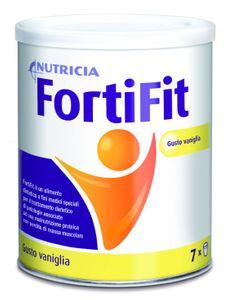 Nutricia - Fortifit Gusto Vaniglia Confezione 280 Gr