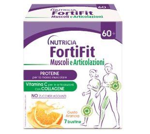 Nutricia - Fortifit Muscoli Ed Articolazioni Confezione 7 Bustine