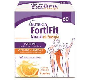 Nutricia - Fortifit Muscoli Ed Energia Confezione 7 Bustine