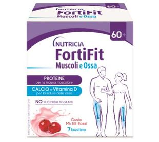 Nutricia - Fortifit Muscoli Ed Ossa Confezione 7 Bustine
