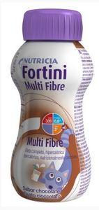 Nutricia - Fortini Multi Fibre Gusto Cioccolato Confezione 200 Ml