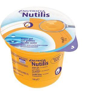 Nutricia - Nutilis Aqua Gel Gusto Arancia Confezione 12X125 Gr