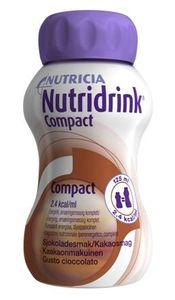 Nutricia - Nutridrink Compact Gusto Cioccolato Confezione 4X125 Ml