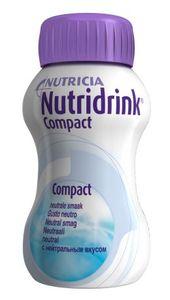 Nutricia - Nutridrink Compact Gusto Neutro Confezione 4X125 Ml