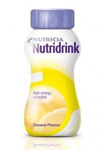 Nutricia - Nutridrink Gusto Banana Confezione 4X200 Ml