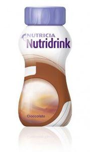 Nutricia - Nutridrink Gusto Cioccolato Confezione 4X200 Ml