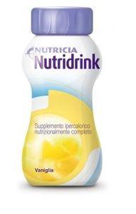 Nutricia - Nutridrink Gusto Vaniglia Confezione 4X200 Ml