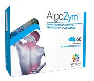 Nutrigea Research -  Algozym Confezione 60 Tavolette
