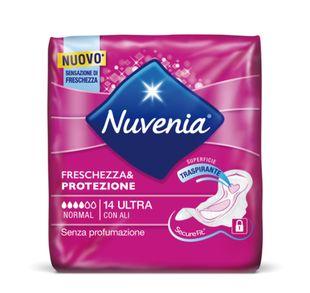 Nuvenia - Ultra Normal Con Ali Confezione 14 Pezzi