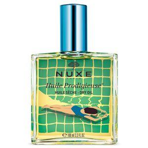 Nuxe - Huile ProdigieuseEdizione Limitata 2020 Blu Confezione 100 Ml