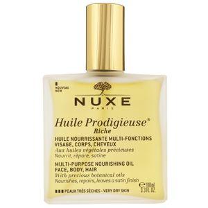 Nuxe - Huile Prodigieuse Riche Confezione 100 Ml