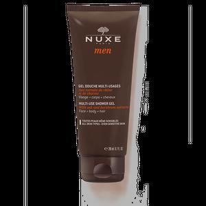 Nuxe - Men Gel Douche Multi-Usages Confezione 200 Ml