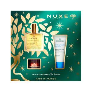 Nuxe - Cofanetto I Prodotti Iconici Confezione 3 Pezzi