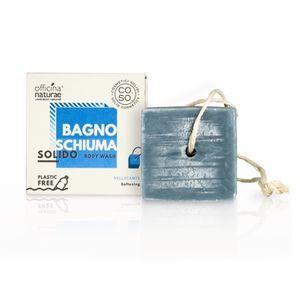 Officina Naturae - Bagnoschiuma Solido Vellutante Confezione 64 Gr