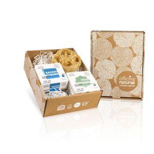 Officina Naturae - Co.So. Gift Box Body Solido Confezione 4 Pezzi