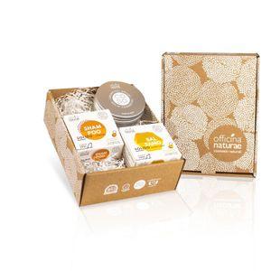 Officina Naturae - Co.So. Gift Box Hair Solido Confezione 4 Pezzi