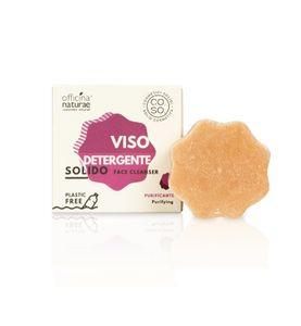 Officina Naturae - Detergente Solido Viso Purificante Confezione 50 Gr