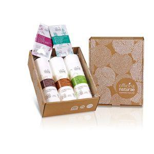Officina Naturae - Gift Box Via Lo Stress Confezione 4 Pezzi