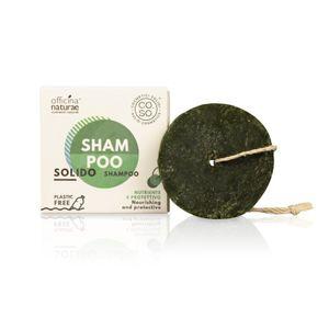 Officina Naturae - Shampoo Solido Nutriente E Protettivo Confezione 64 Gr