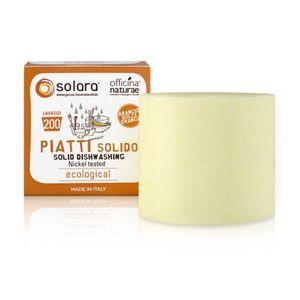 Officina Naturae - Solara Piatti Solido All'Arancio Dolce Confezione 180 Gr
