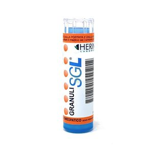 Hering - Aurum Metallic Sgl 7 Ch Granuli