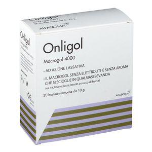 Onligol - Confezione 20 Bustine (Confezione Danneggiata)