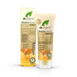 Optima Naturals - Dr Organic Shea Butter Crema Mani Confezione 100 Ml