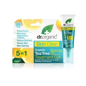 Optima Naturals - Dr Organic Skinclear Treat Gel Confezione 10 Ml