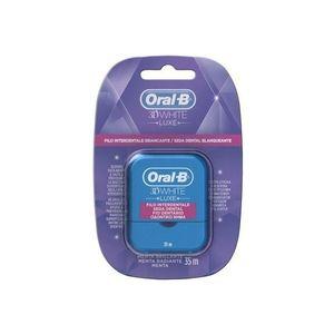 Oral B - 3D White Luxe Filo Interdentale Sbiancante Confezione 1 Pezzo